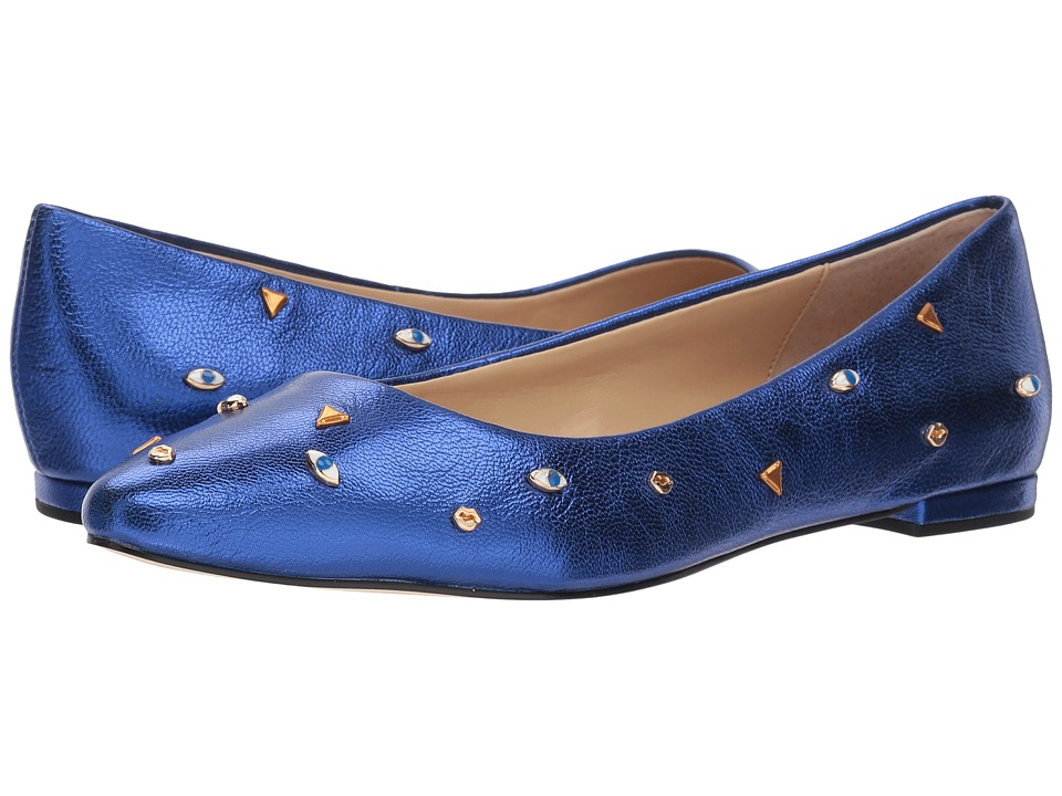 Katy Perry The Bella (Space Blue Tumbled Metallic) Women's Shoes