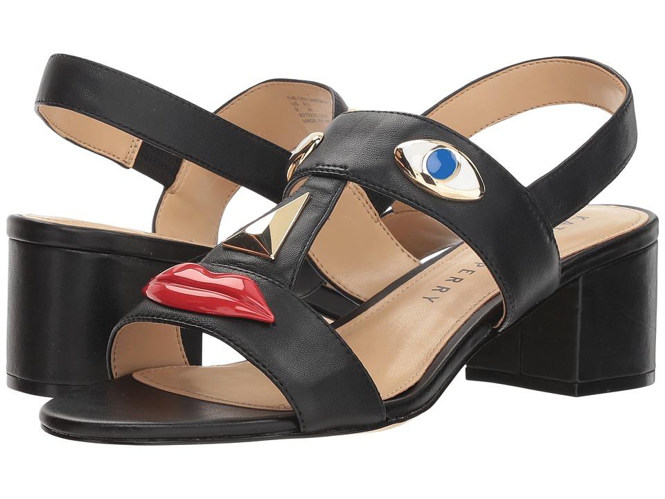 Katy Perry The Ora (Black Nappa) Women's Shoes