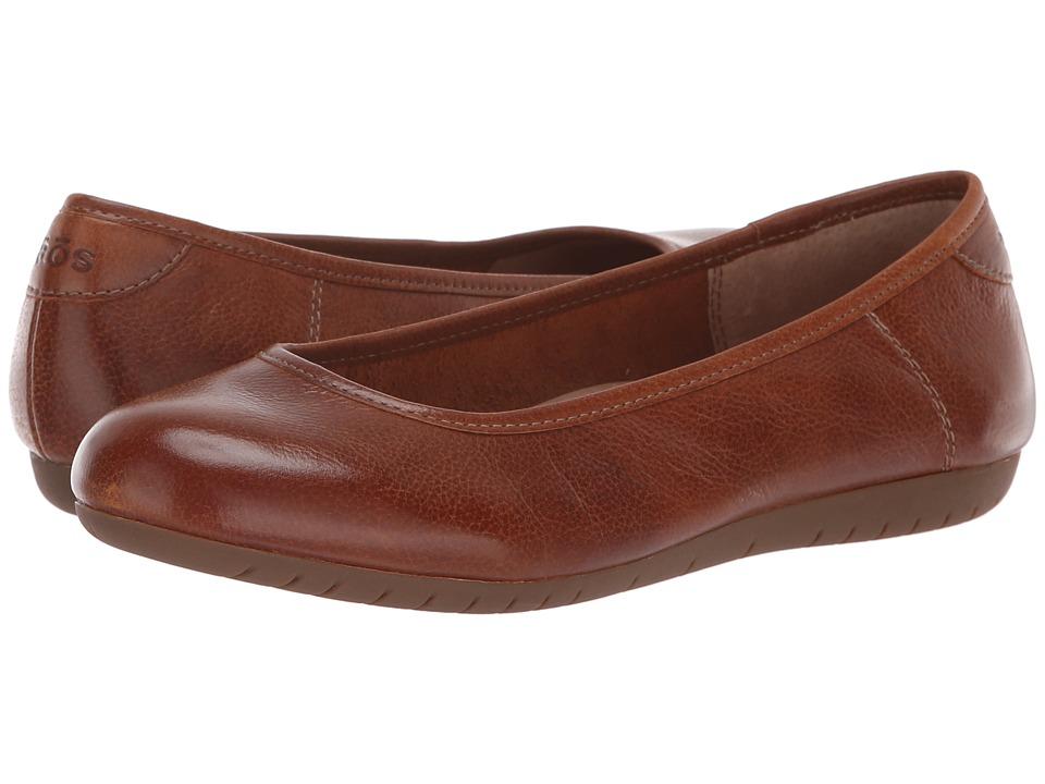Taos Footwear Rascal (Hazelnut Leather) Women's Shoes