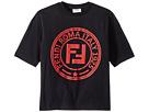 Fendi Kids Fendi Kids Short Sleeve Logo T-Shirt (Little Kids)