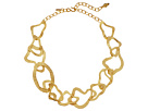 Kenneth Jay Lane Wavy Link Necklace