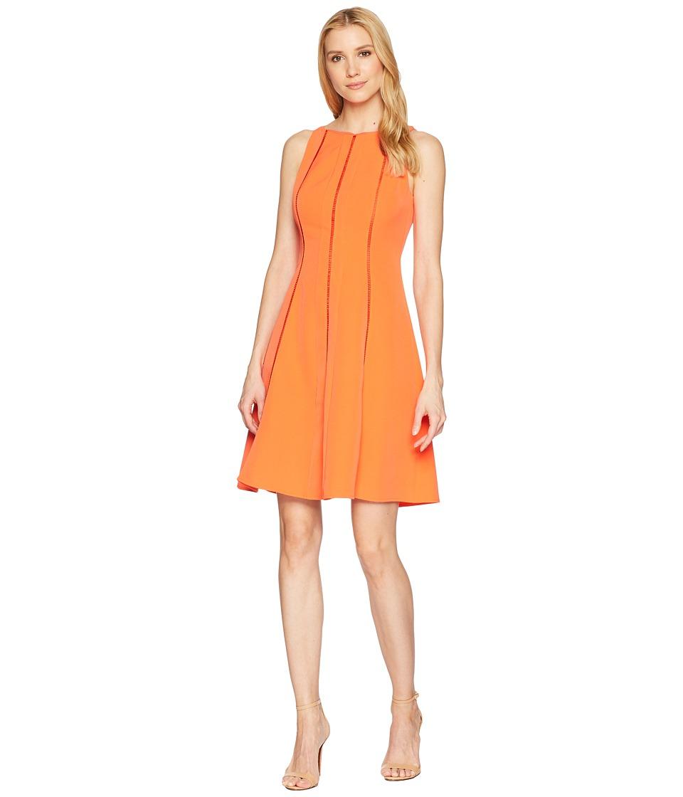 Maggy London - Dream Crepe Fit Flare Dress (Koi) Womens Dress