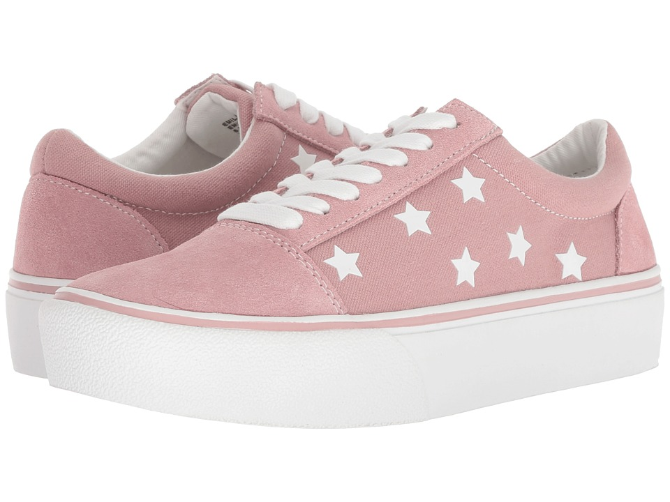 Steve Madden Emile (Pink Suede) Women's Shoes