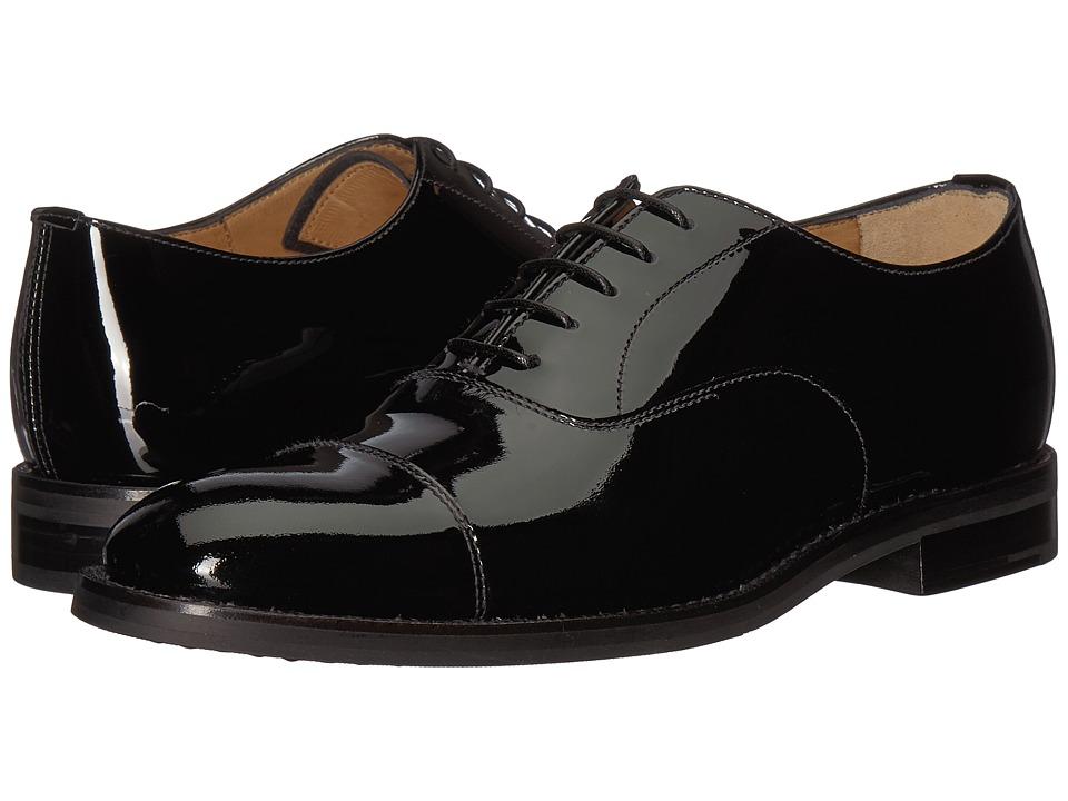 Church's Consul Oxford (Black Patent) Women's Shoes