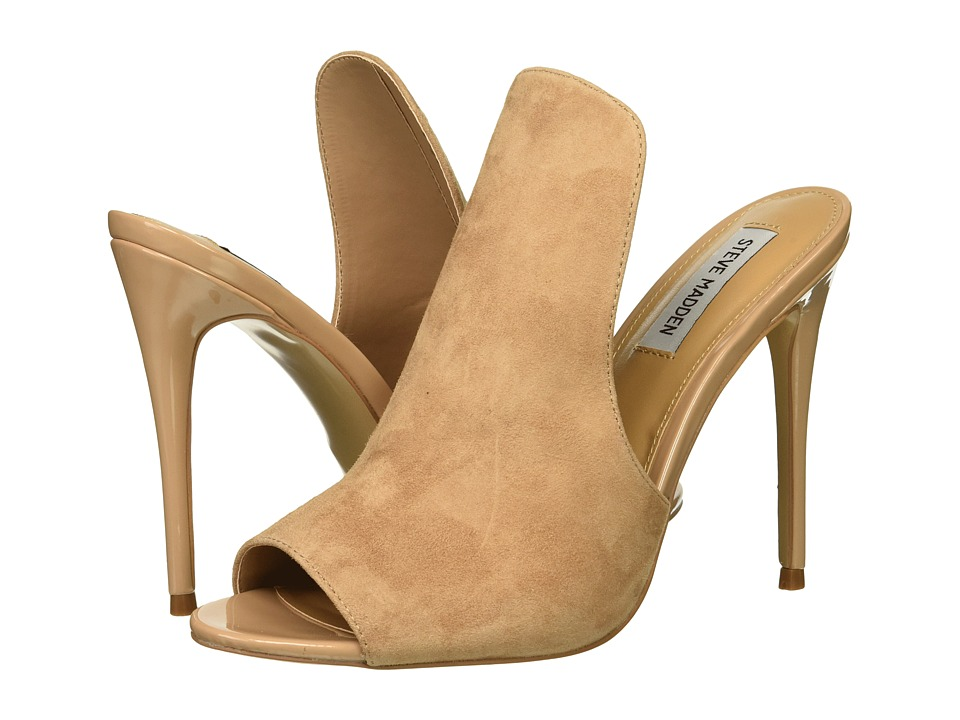 Steve Madden Sinful (Nude Suede) Women's Shoes