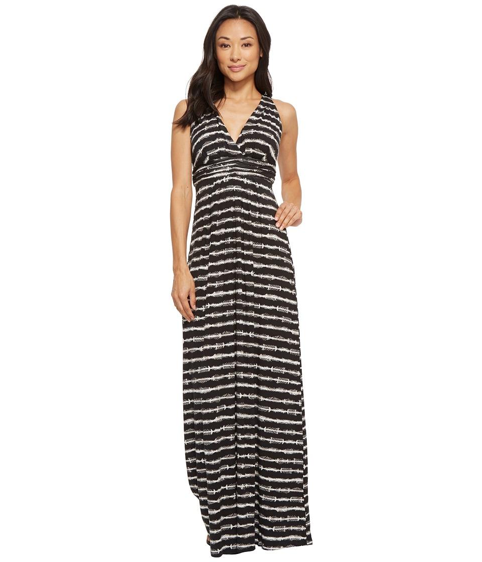 Tart - Adrianna Maxi Dress (Fur Stripe) Womens Dress