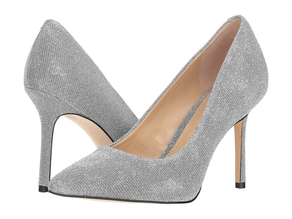 Katy Perry The Sissy (Silver Sparkle Sweater) Women's Shoes
