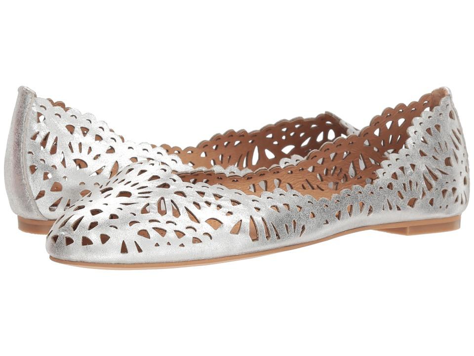CC Corso Como Bloue (Light Silver Dusted Metallic) Women's Shoes