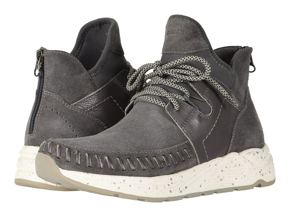 Earth Jaunt (Charcoal Grey Suede)