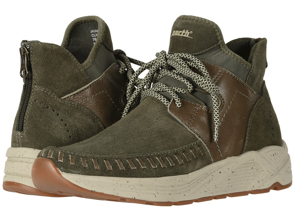 Earth Jaunt (Classic Olive Suede)