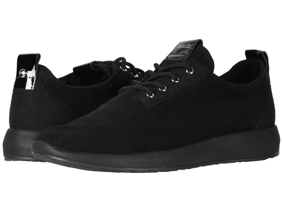 Earth Boomer (Black Wool) Women's Shoes