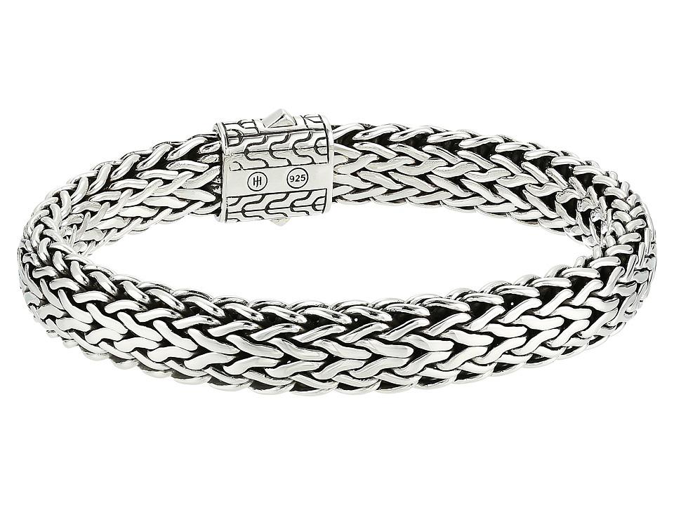 John Hardy - Classic Chain Flat Chain Bracelet (Silver) Bracelet