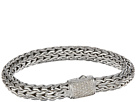 John Hardy Classic Chain 7.5mm Bracelet with Diamonds