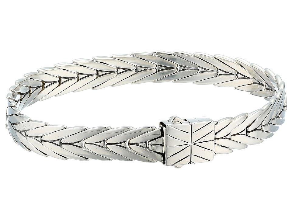 John Hardy - Modern Chain 8mm Bracelet (Silver) Bracelet