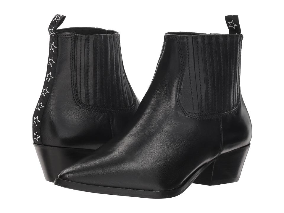 Steve Madden Westie (Black Leather) Women's Shoes