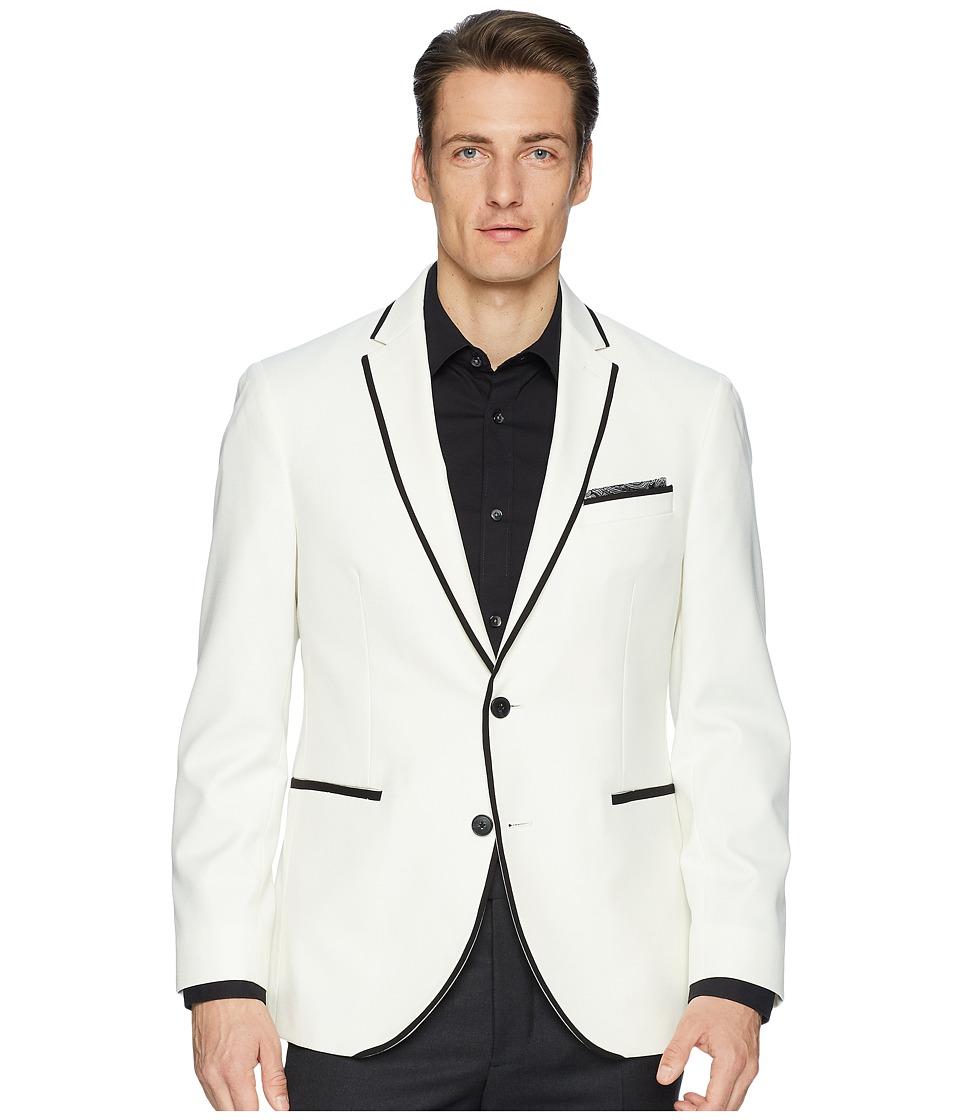 Kenneth Cole Reaction - Evening Jacket (White) Mens Jacket