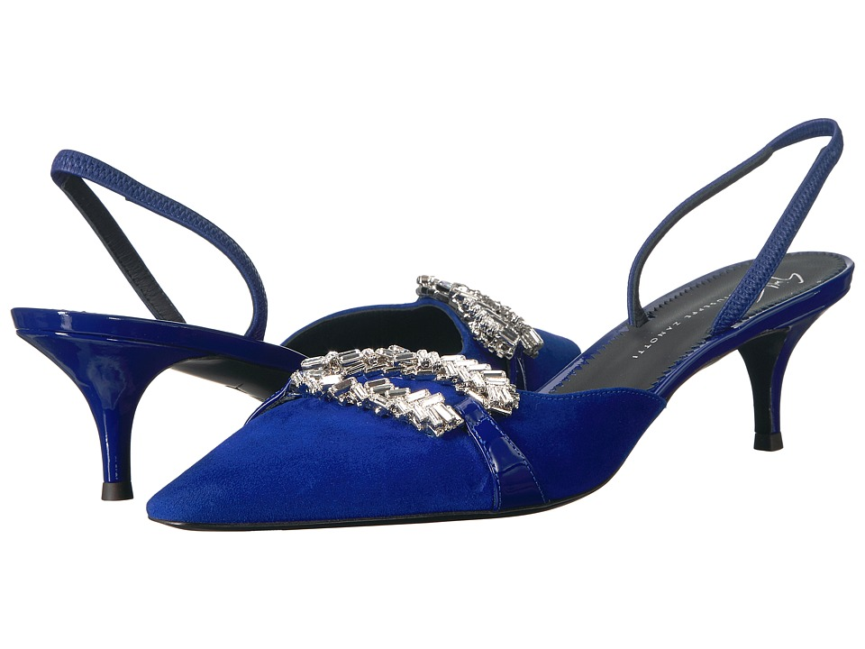 Giuseppe Zanotti Tabitha (Cam Blues) Women's Shoes