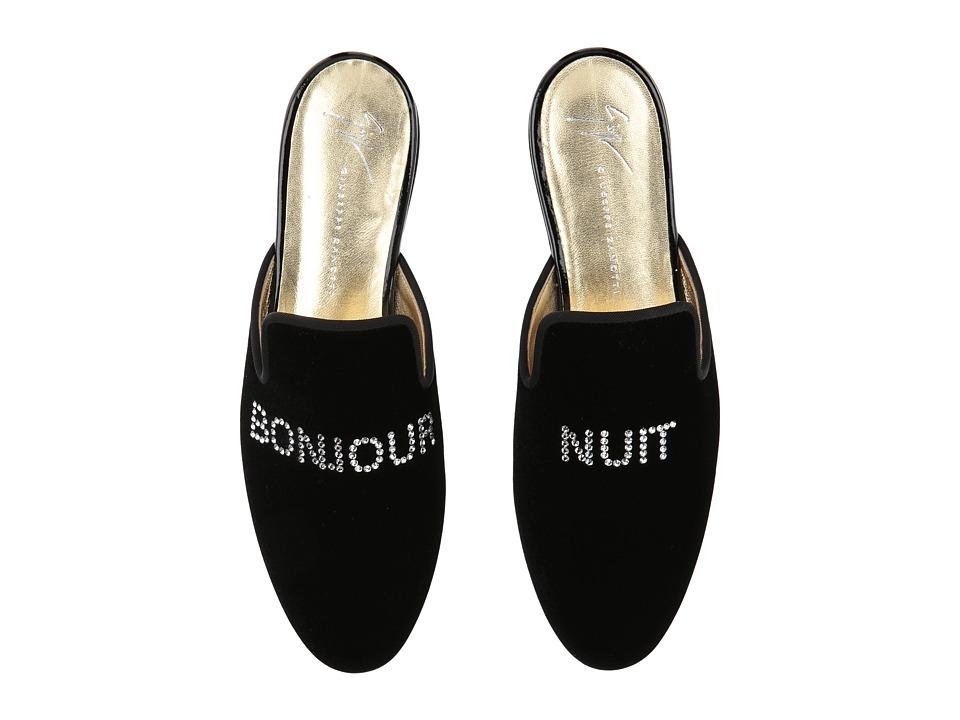Giuseppe Zanotti I850008 (Veronica Nero) Women's Shoes