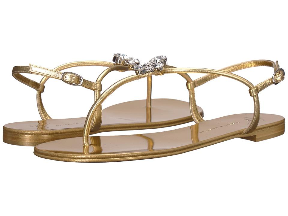 Giuseppe Zanotti I800001 (Metal Mekong) Women's Shoes