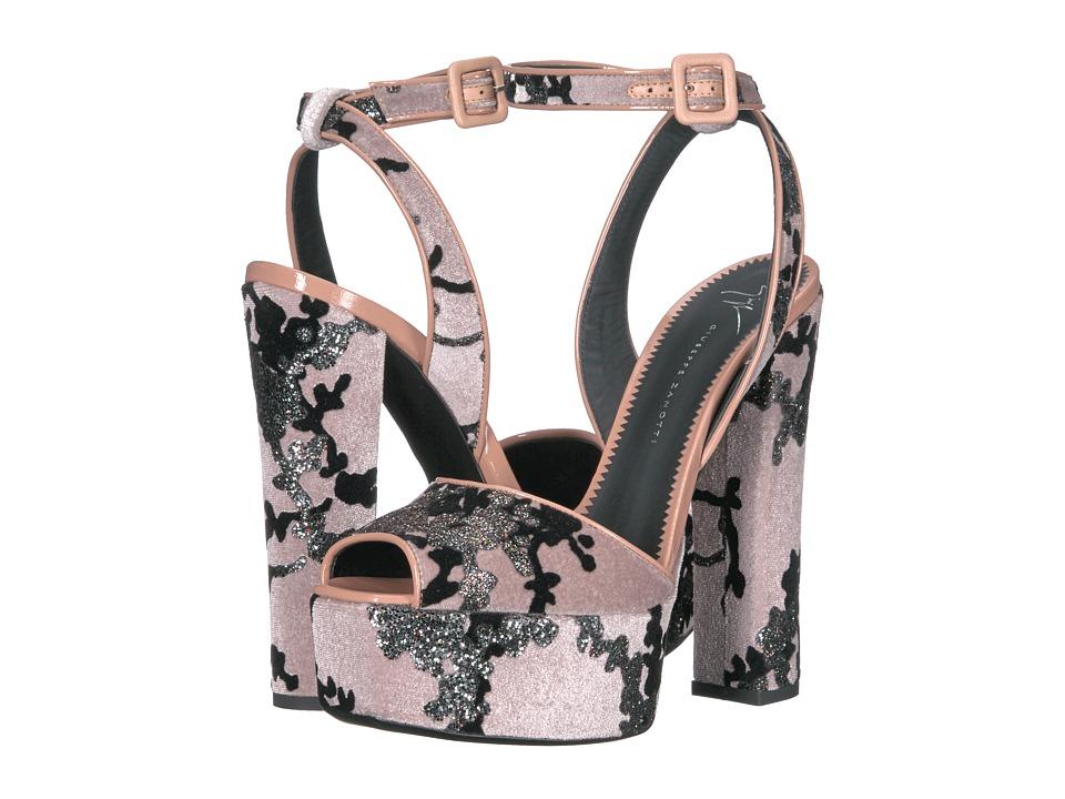 Giuseppe Zanotti I800031 (Veronica Cipria) Women's Shoes