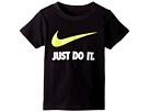 Nike Kids Just Do It Swoosh Tee (Toddler)