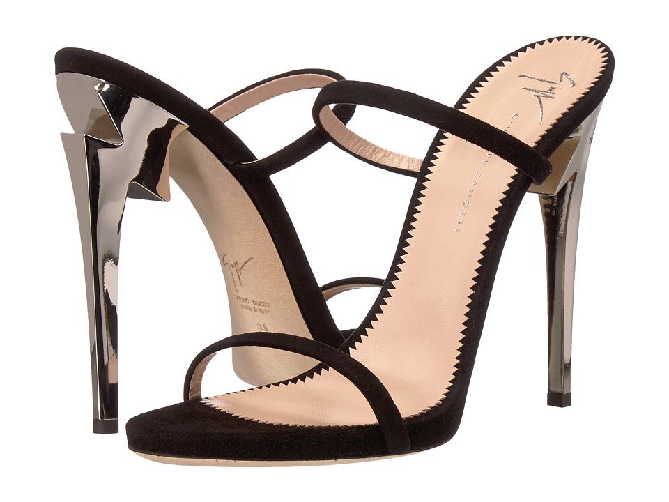 Giuseppe Zanotti I800011 (Cam Nero) Women's Shoes
