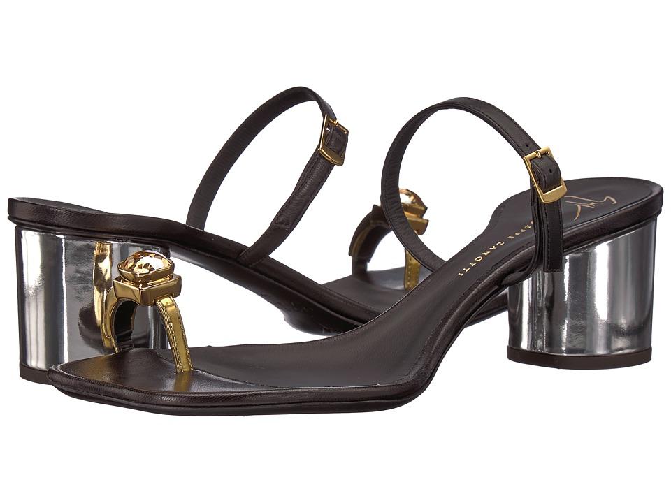 Giuseppe Zanotti Tara (Shooting Oro) Women's Shoes