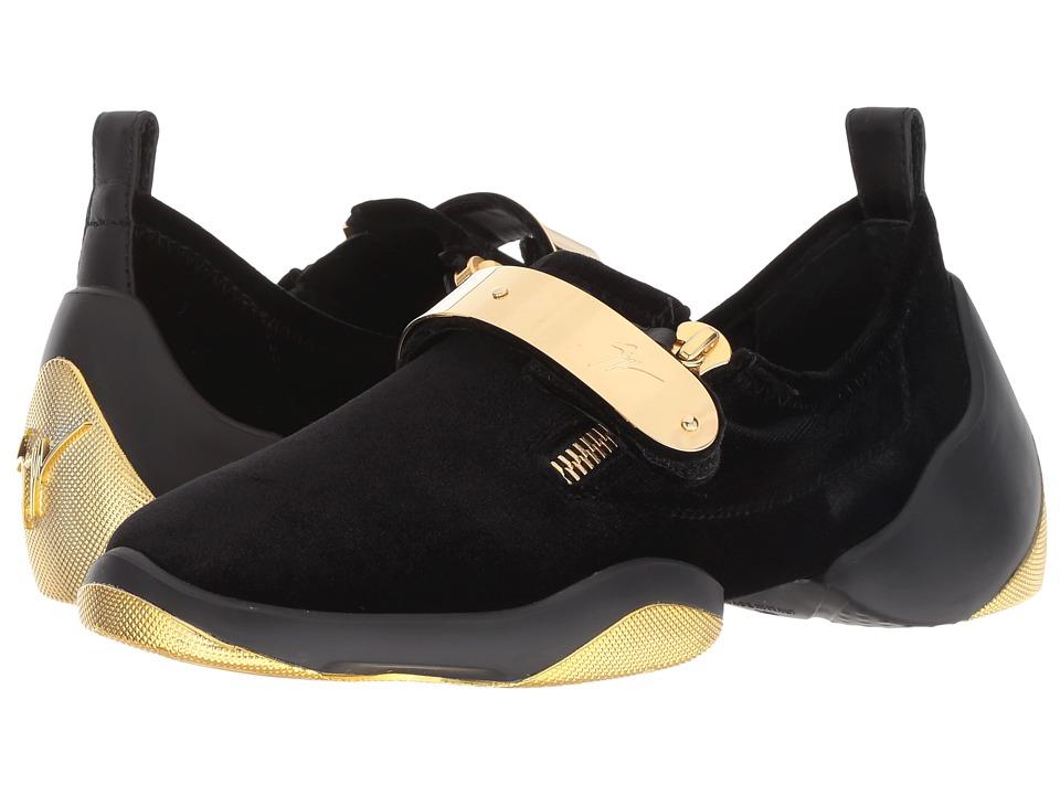 Giuseppe Zanotti RW80003 (Gruber Stretch Nero) Women's Shoes