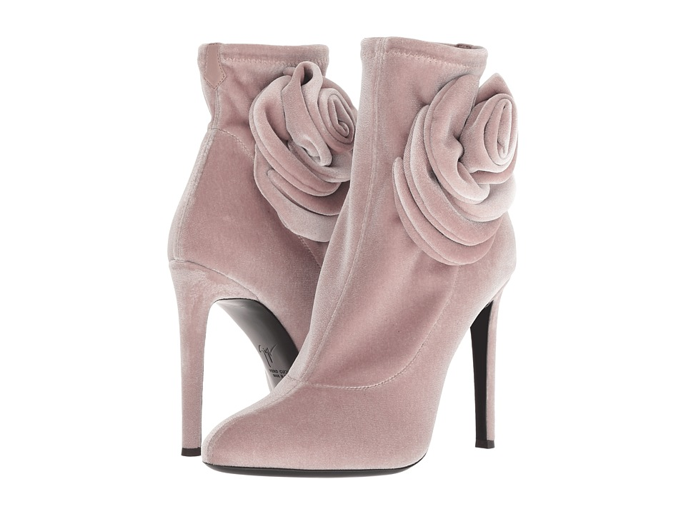 Giuseppe Zanotti I870004 (Gruber Stretch Fard) Women's Shoes
