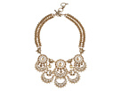 Marchesa 16 inch Drama Frontal Necklace