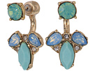 Marchesa Small Stone Floater Earrings