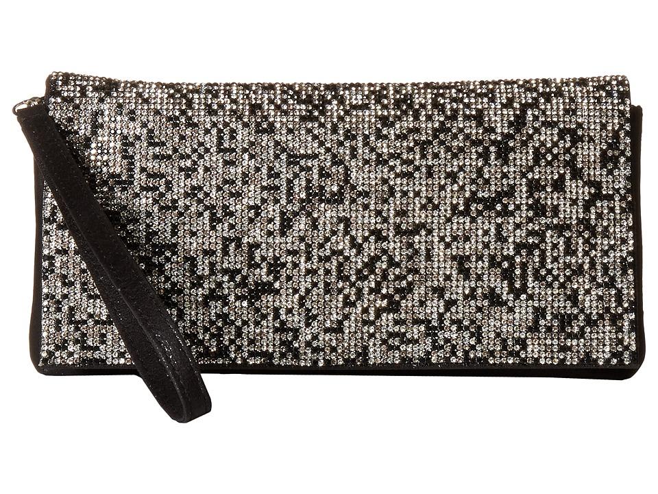 Nina - Bourne (Black Multi) Wristlet Handbags