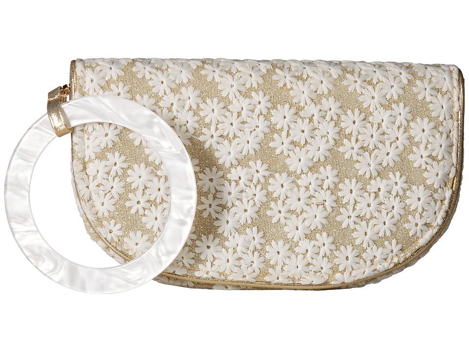 Nina - Decatur (Gold) Wristlet Handbags