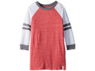 Maddie by Maddie Ziegler Long Sleeve Color Block Knit Dress (Big Kids)