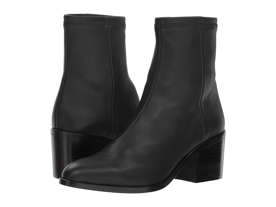 Opening Ceremony Livv Stretch Leather Boot (Black)