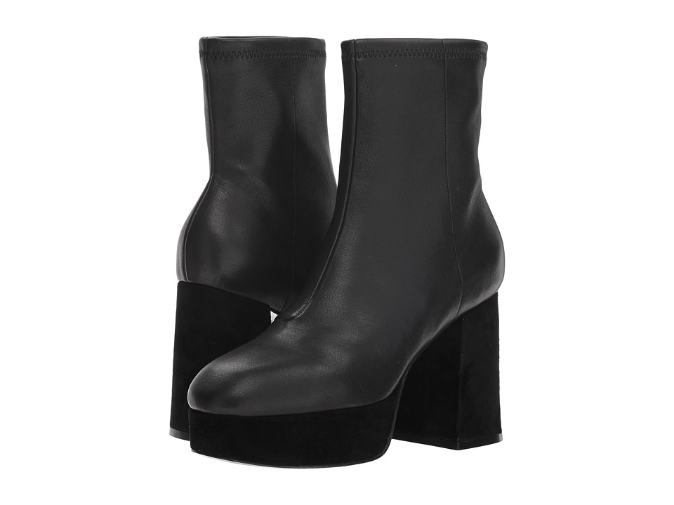 Opening Ceremony Carmen Leather Boot (Black)