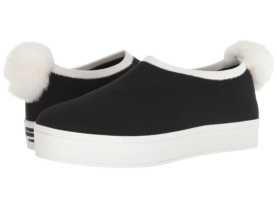 Opening Ceremony Bobby Sock Pom Pom (Black) Women's Shoes