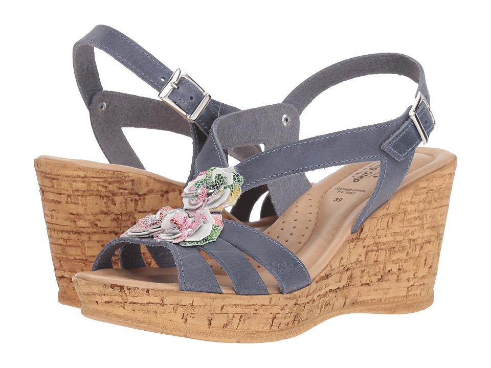Spring Step - Teomina (Blum) Womens Shoes