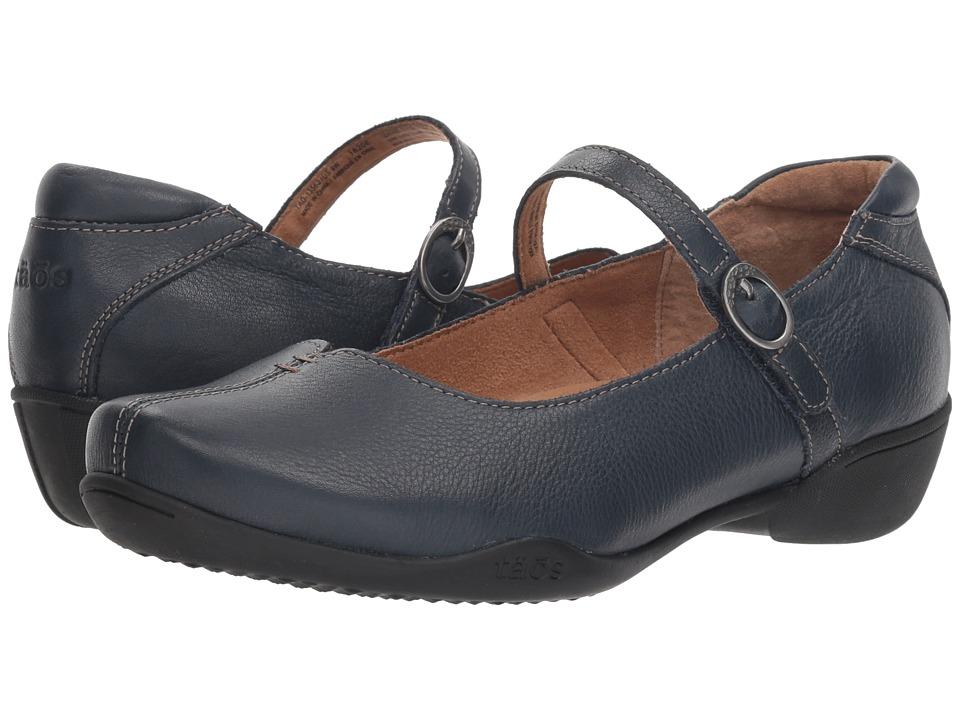 Taos Footwear Ta Dah (Dark Blue) Women's Shoes
