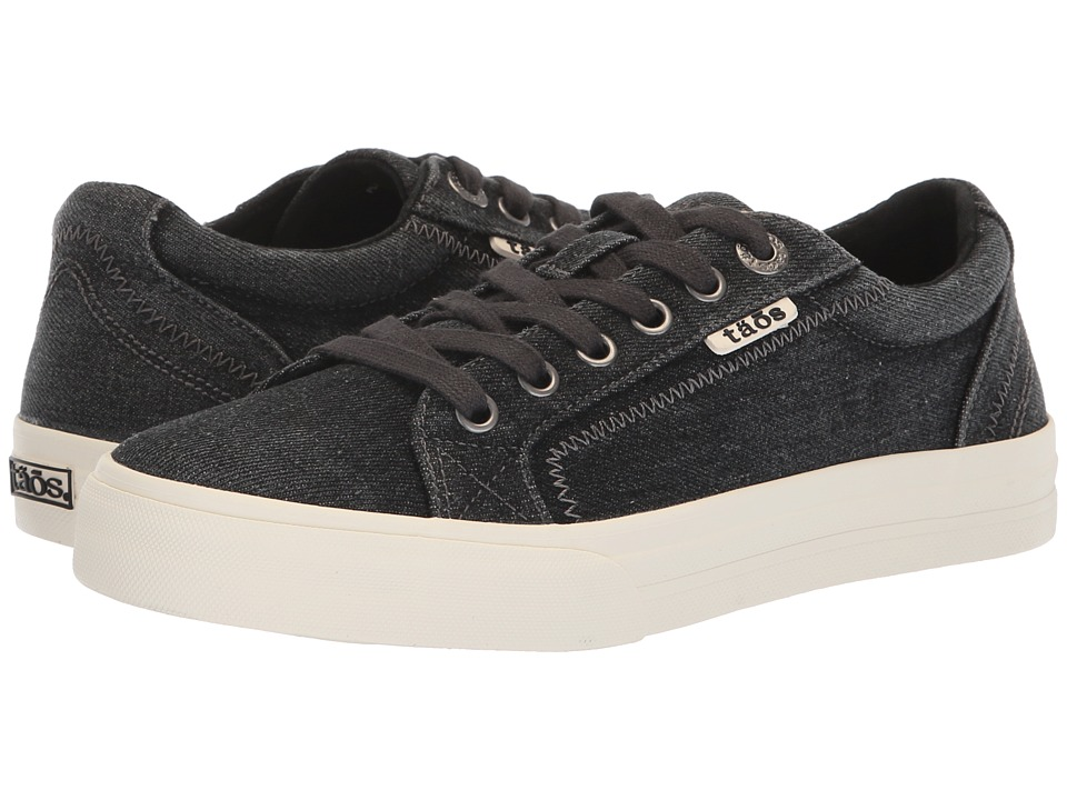 Taos Footwear Plim Soul (Black) Women's Shoes