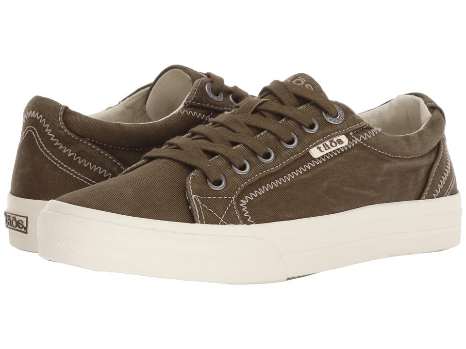 Taos Footwear Plim Soul (Olive) Women's Shoes