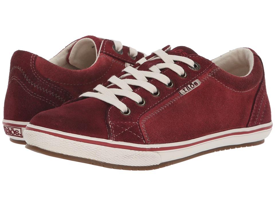 Taos Footwear Retro Star (Red Multi) Women's Shoes