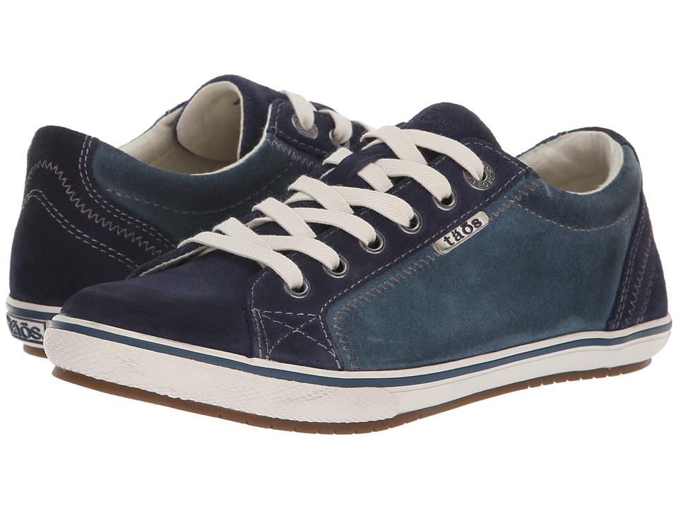 Taos Footwear Retro Star (Blue Multi) Women's Shoes