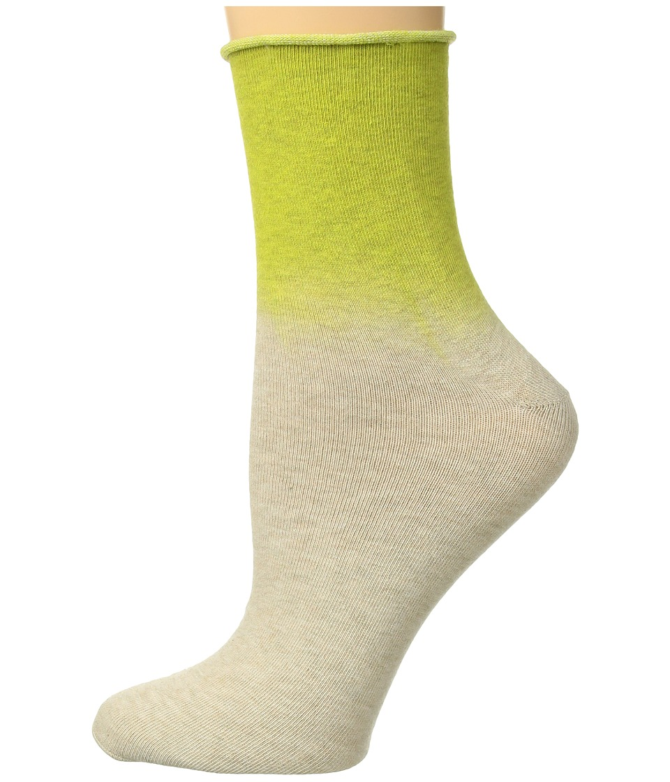 Richer Poorer - Marni Roll Ankle (Oatmeal) Womens Crew Cut Socks Shoes