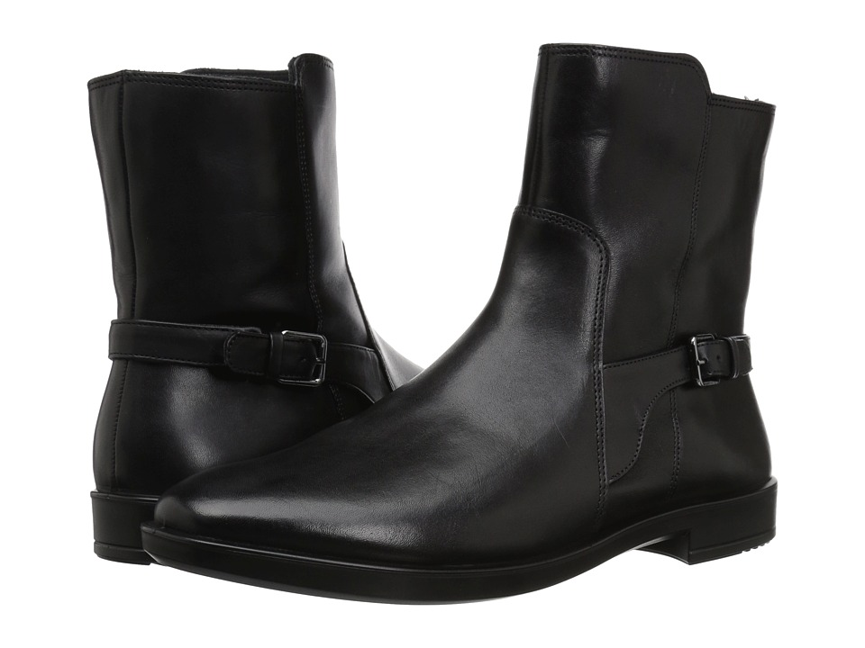 ECCO Shape M 15 Boot (Black Leather)