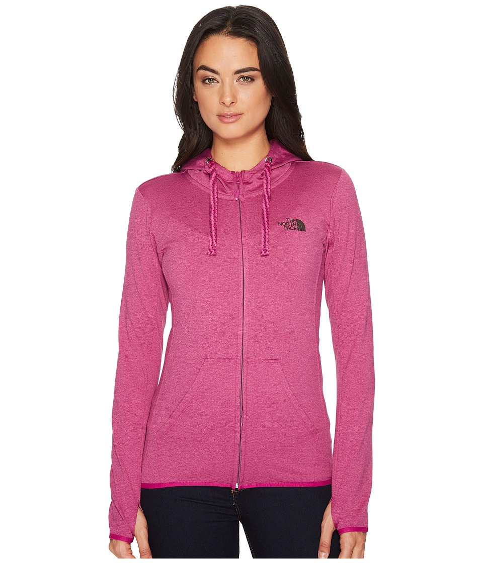 The North Face Fave Lite LFC Full Zip Hoodie (Wild Aster) Women