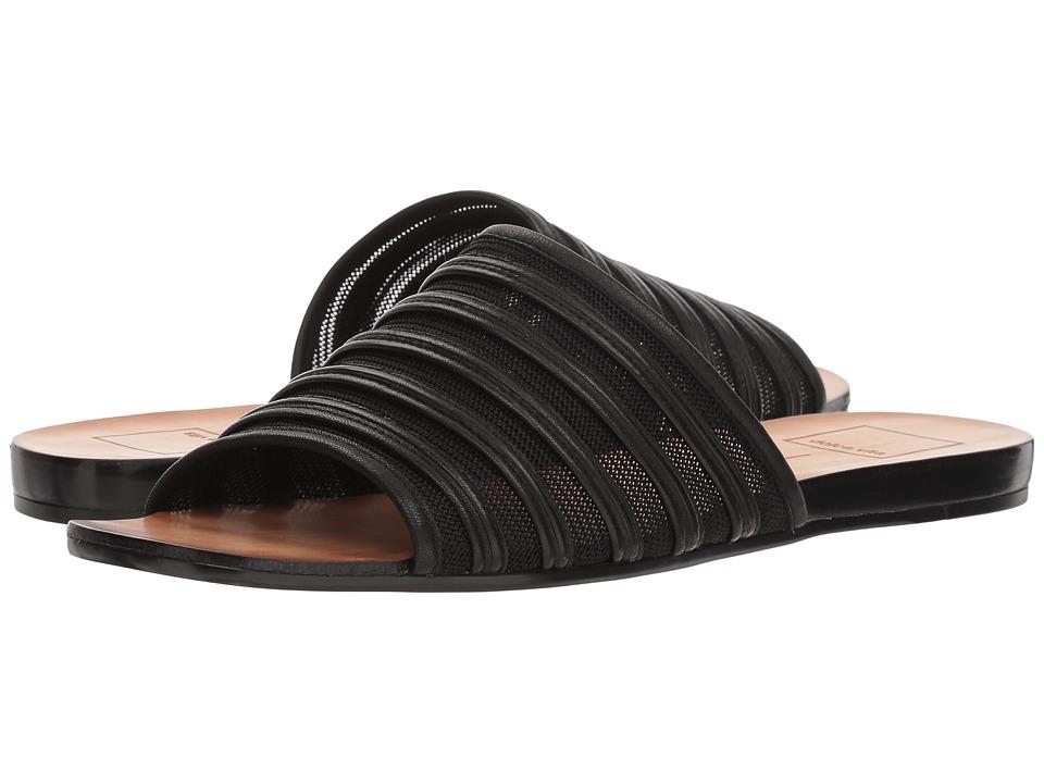 Dolce Vita - Katlee (Black Mesh) Womens Shoes