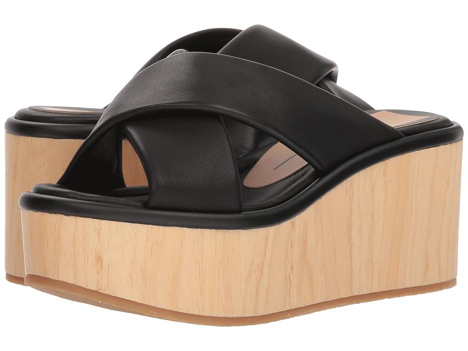 Dolce Vita - Vinita (Black Leather) Womens Shoes