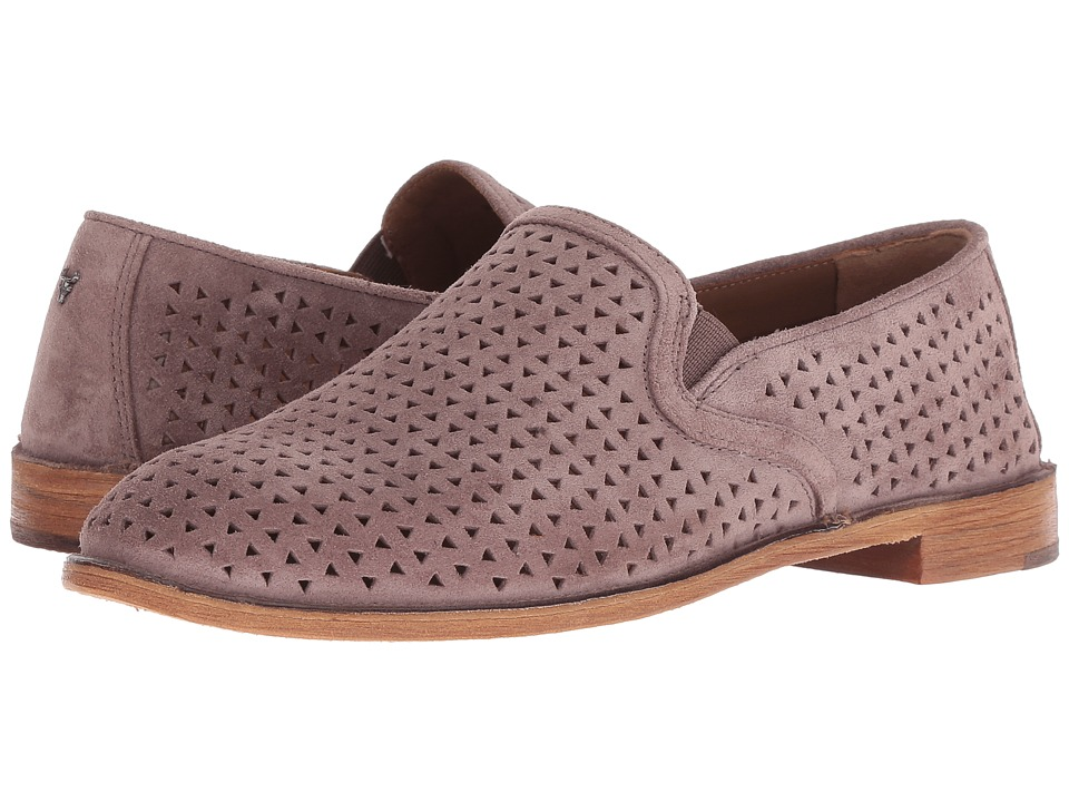 Trask Ali Perf (Blush Oiled Italian Suede) Slip-On Shoes