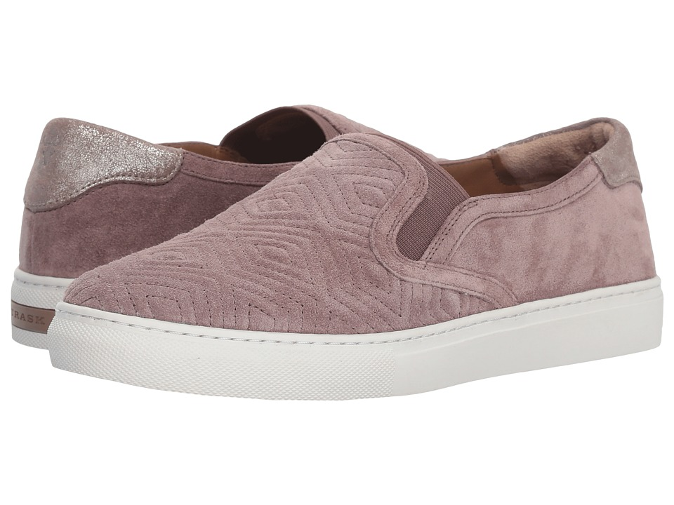 Trask Linda (Blush Oiled Italian Suede) Women's Shoes
